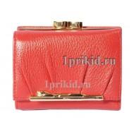 Косметичка женская CARTIER натуральная кожа цвет красный 20x4x12см/7008
