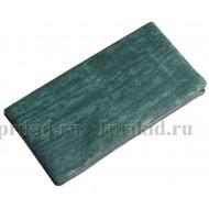 NICOLE RICHIE (Николь Ричи) кошелек мужской зелёный натуральная кожа 19x9см/47892