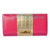 Женский кошелёк SONIA RYKIEL женский розовый натуральная кожа 19x10см/9321