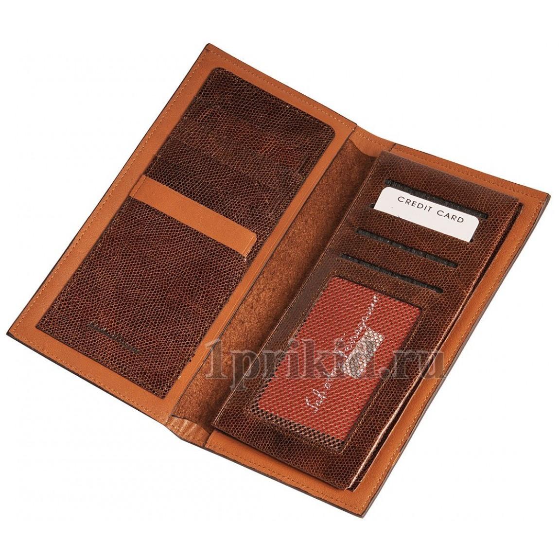 SALVATORE FERRAGAMO кожаный кошелек 3691